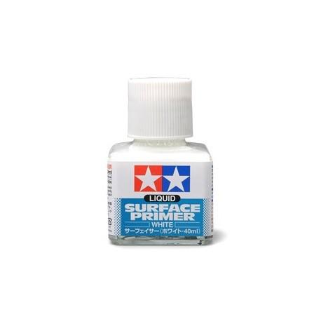 Apprêt blanc liquide 40ml
