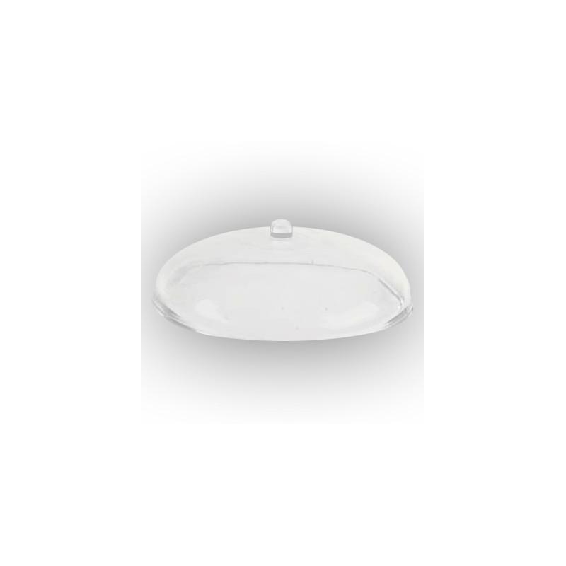 Dôme elliptique transparent VHE-200. 2 pièces