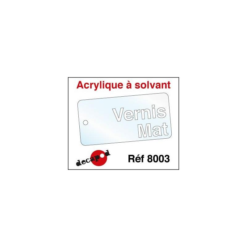 Vernis mat ) 30ml