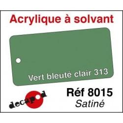 Vert bleuté clair 313 satiné 30ml