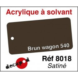 Brun wagon 540 satiné 30ml