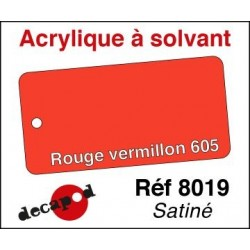 Rouge vermillon 540 satiné 30ml
