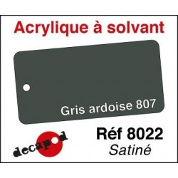Gris ardoise 807 satiné 30ml