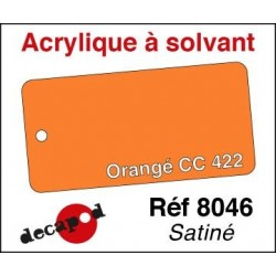 Orange CC 422 satiné 30ml