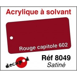 Rouge capitole 602 satiné 30ml