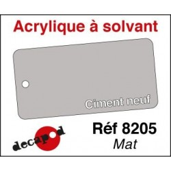 Ciment neuf mat 30ml
