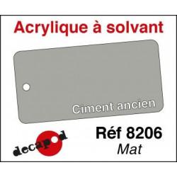 Ciment ancien mat 30ml