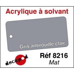 Gris antirouille clair mat 30ml