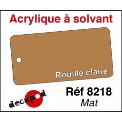 Rouille clair mat 30ml