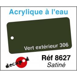 Acryl Vert exterieur 306