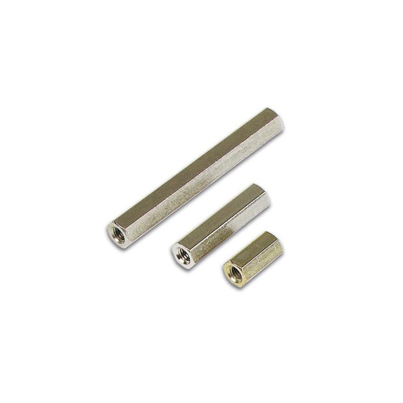 Entretoise filetée M2,5 Femelle/Femelle L 08mm