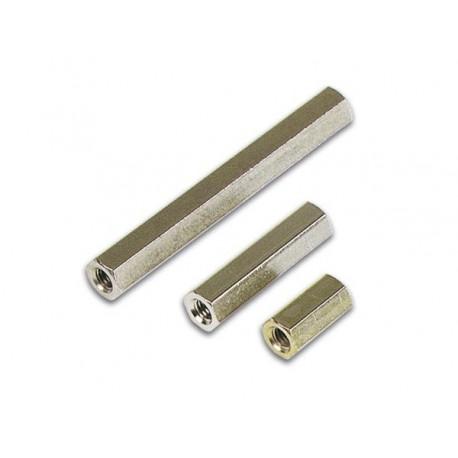 Entretoise filetée M2,5 Femelle/Femelle L 10mm