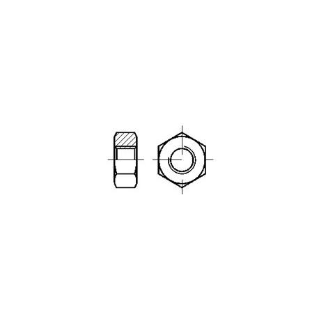 DIN934 H Polyamide M2