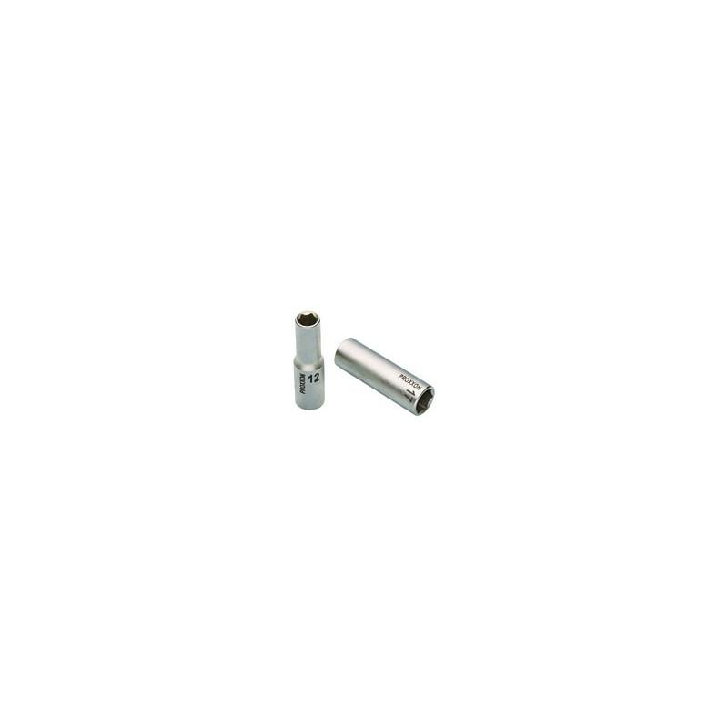 """Douille rallongée 1/2"""" en acier CrV - Longueur 79 mm"""