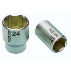 """Douilles 1/2"""" (12,5mm) transmission et diamètre réduit"""
