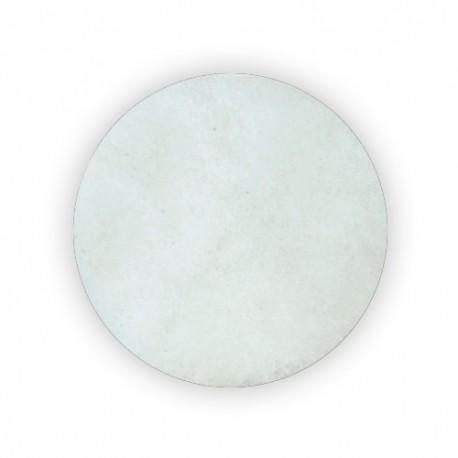 Disque peau de mouton diamètre 50 mm - 2 pcs