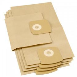 5 filtres papier pour aspirateur CW Matic