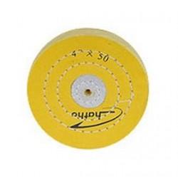 Disque de polissage traité mousseline dur Ø100x15 mm