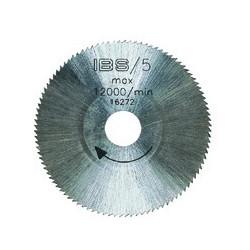 Lame de scie en acier à ressort 100 dents Ø50 mm x 1,0 pour KS 2