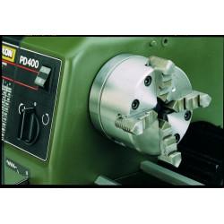 Mandrin 4 mors à serrage concentrique pour PD 400 Ø100 mm