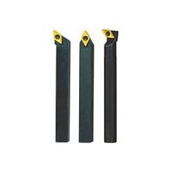 Outils porte-plaquettes en acier pour PD 400 10x10 mm