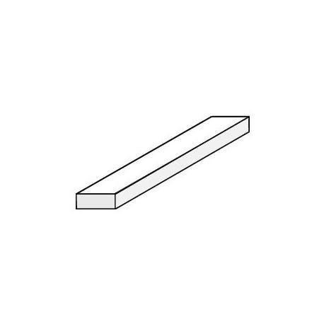 Strips Evergreen 1,0 mm x 9,5 mm - Sachet de 10