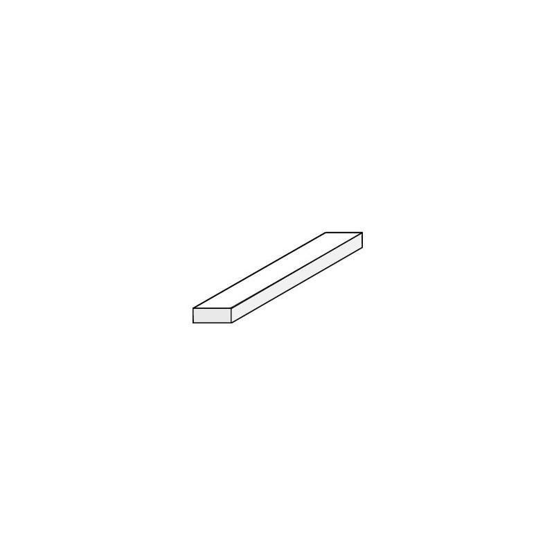 Strips Evergreen 1,5 mm x 12,7 mm - Sachet de 7