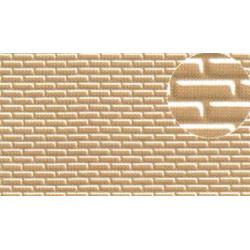 Échelle HO ou O - briques environ 2x5,5 mm