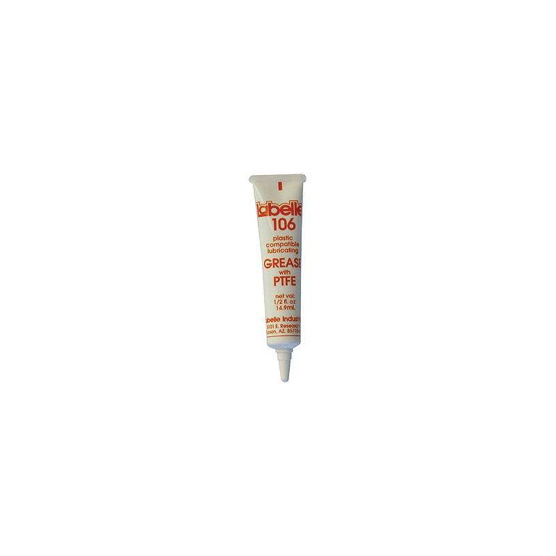 Graisse PTFE (téflon) compatible plastique tube de 16,5 g
