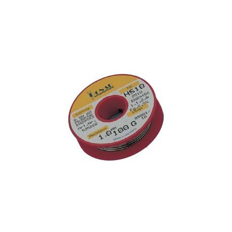 Soudure 100g électronique diamètre 1mm