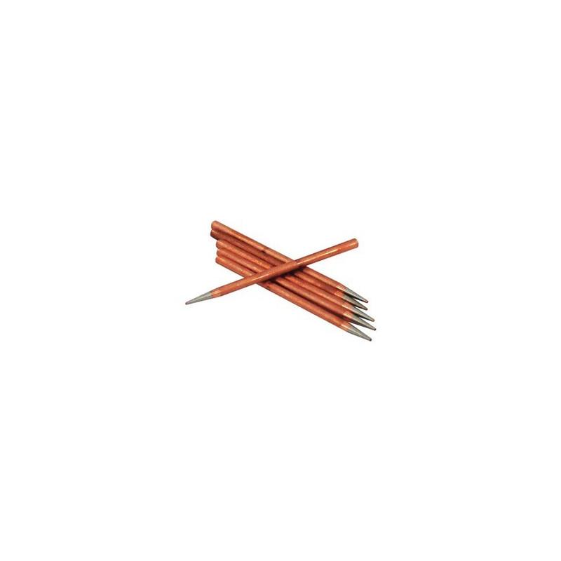 Jeu de 6 électrodes de rechange pour la pince ref.SC-TWEEZER