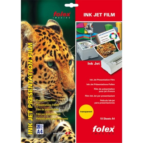FILM A4 Jet d'encre haute qualité Folex BG 32 Plus