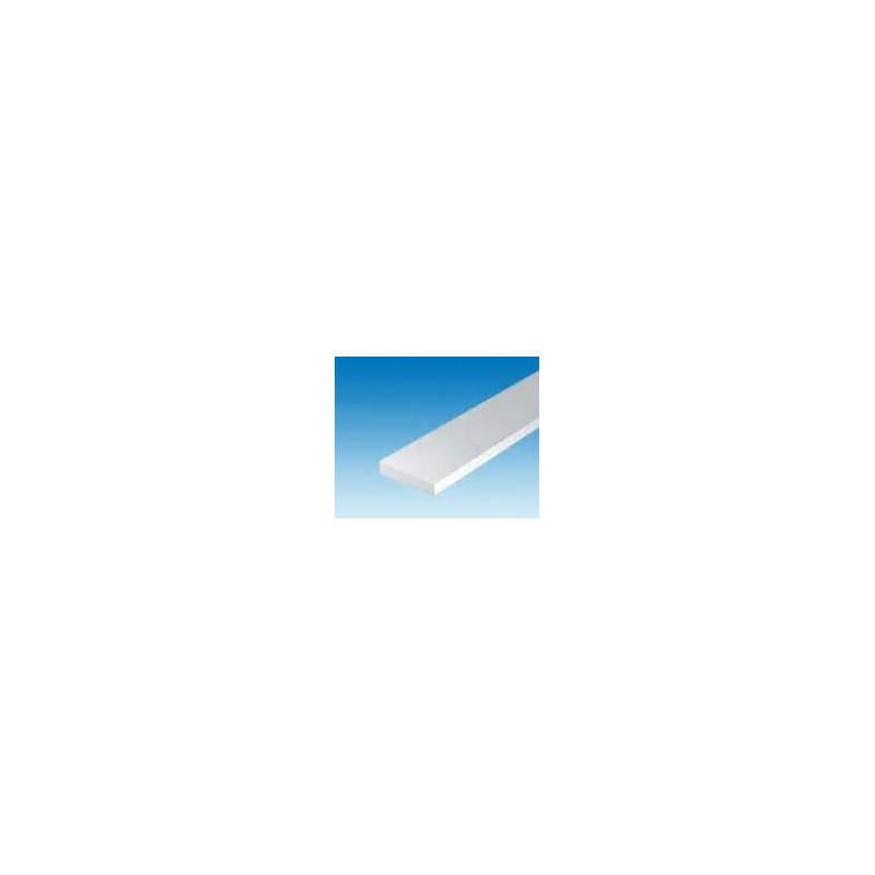 Bande de maillechort format 200x1,5x0,3mm