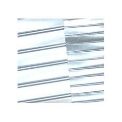 Sachet de 6 bardages HO Longueur 19 cm largeur 4,2 cm