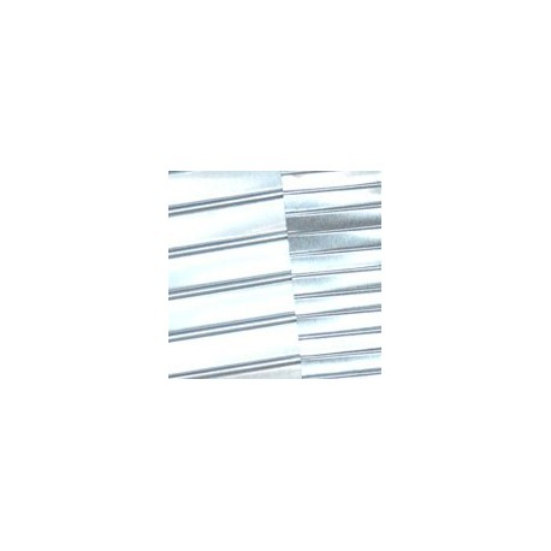 Sachet de 6 bardages O ou ON30 Longueur 19 cm largeur 2,5 cm