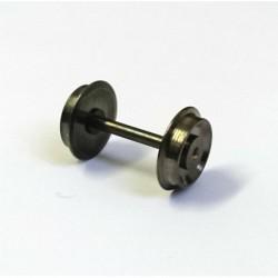 Essieu simple isolation sans pointes roues disque de 10,5mm