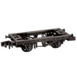 Châssis de longueur 32 mm- longerons imitation bois - N