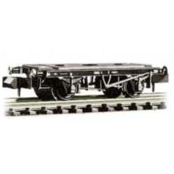 Châssis de longueur 36 mm - longerons imitation acier - N