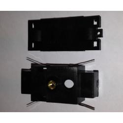 Boitier vide sans les roues avec les contacts pour Tenshodo - Entre-axes : 31mm