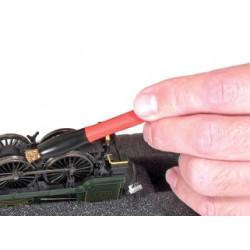 Brosse pour le nettoyage de roues