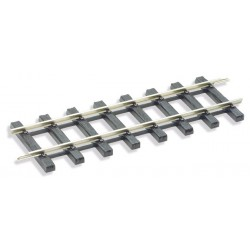 G-45 Rail droit standard - 300 mm de long