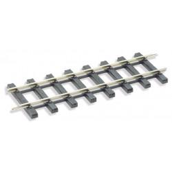 G-45 Rail droit standard - 300 mm de long