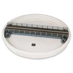 Kit de table tournante - longueur de la plateforme 305mm
