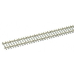 Traverses type béton - rail maillechort - 12 pcs