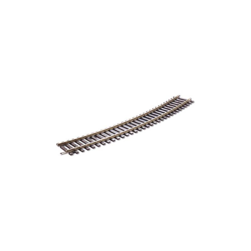 Rail courbe standard rayon No.4 - 571,5mm