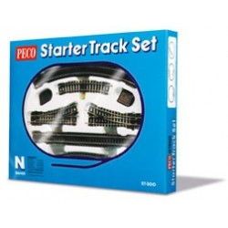 SeRAIL OO/HO Starter RAIL Set
