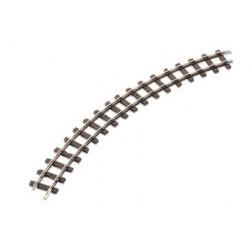 Boite de 4 rails courbes n°1 - 45°