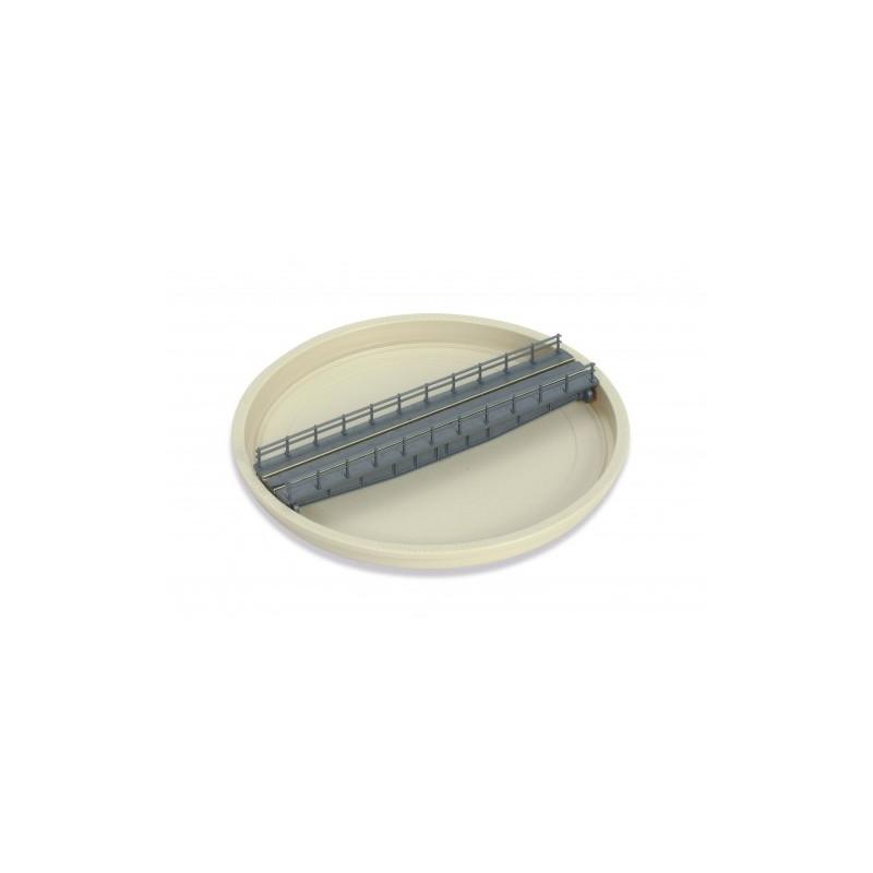 Kit table tournante en N (longueur 151 mm)