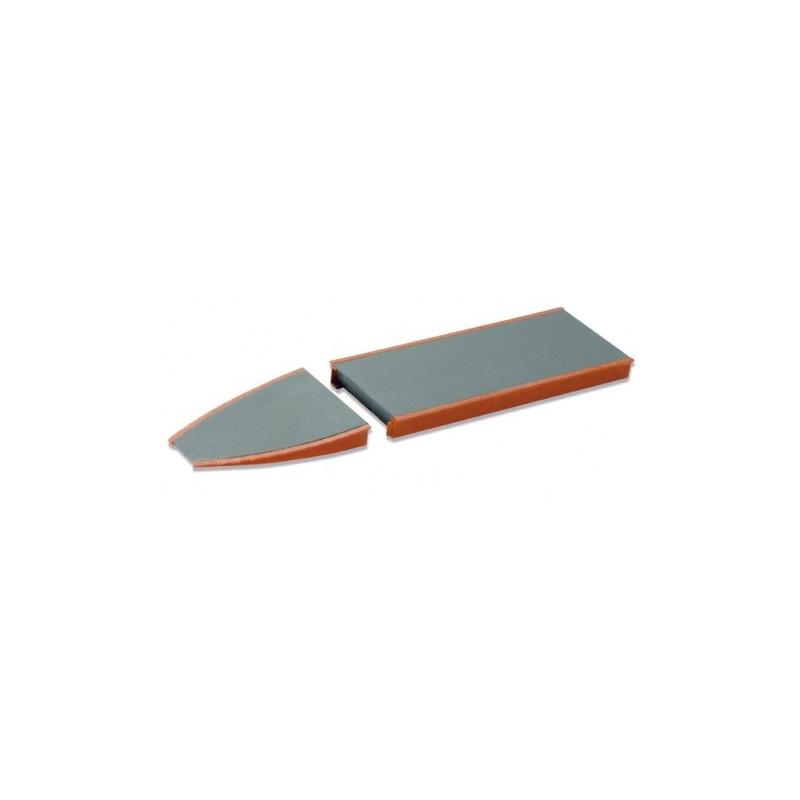 Plateforme de quai complète - type brique