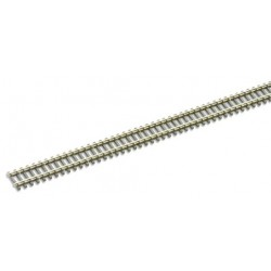 Traverses flexibles - 914 mm - Imitation bois - 25 pcs